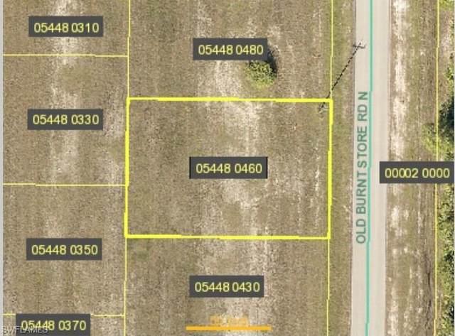 3512 Old Burnt Store Road N, Cape Coral, FL 33993 (MLS #221055589) :: Crimaldi and Associates, LLC