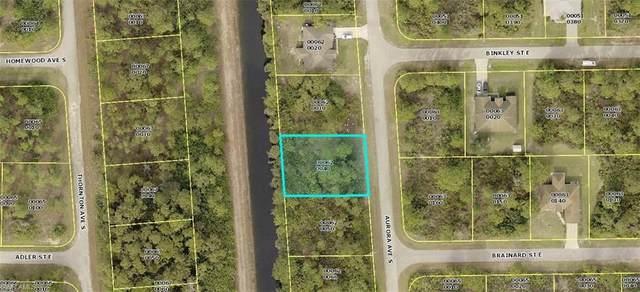 226 Aurora Avenue S, Lehigh Acres, FL 33974 (MLS #221055628) :: Crimaldi and Associates, LLC