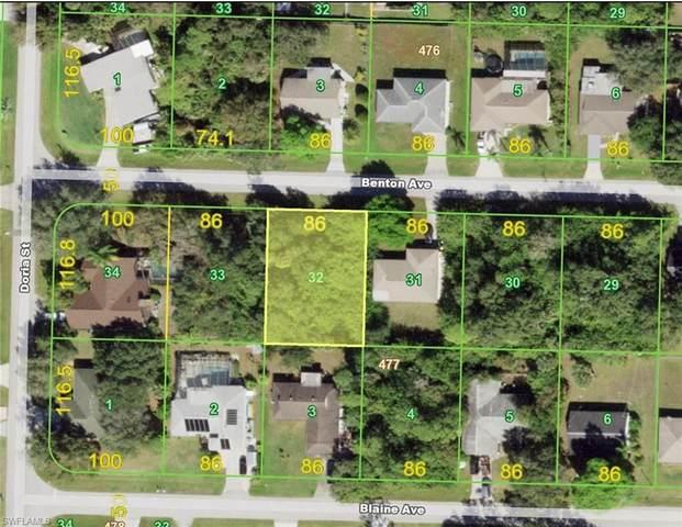 20207 Benton Avenue, Port Charlotte, FL 33952 (MLS #221055653) :: Waterfront Realty Group, INC.