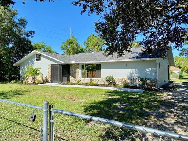 101 Xelda Avenue N, Lehigh Acres, FL 33971 (MLS #221055743) :: Crimaldi and Associates, LLC
