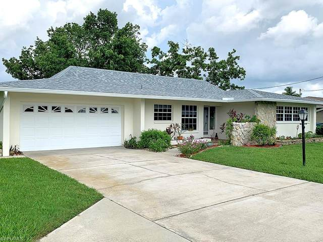 2827 SE 16th Place, Cape Coral, FL 33904 (MLS #221055781) :: RE/MAX Realty Group