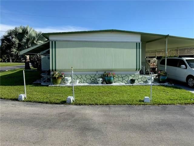 3042 Saturn Circle, North Fort Myers, FL 33903 (MLS #221055814) :: Domain Realty