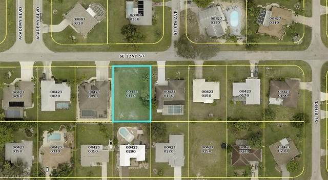 708 SE 32nd Street, Cape Coral, FL 33904 (MLS #221055855) :: RE/MAX Realty Group