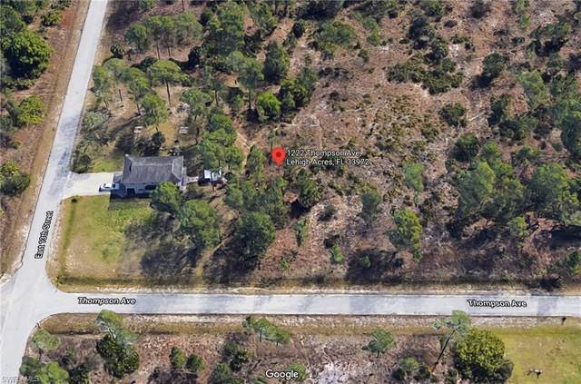 1222 Thompson Avenue, Lehigh Acres, FL 33972 (MLS #221055860) :: Waterfront Realty Group, INC.