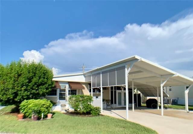 214 Brandywine Lane, North Fort Myers, FL 33917 (#221055873) :: The Dellatorè Real Estate Group