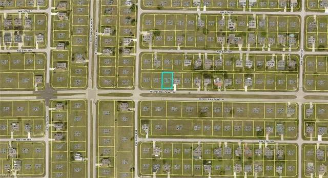 2305 Tropicana Parkway W, Cape Coral, FL 33993 (MLS #221055969) :: RE/MAX Realty Group