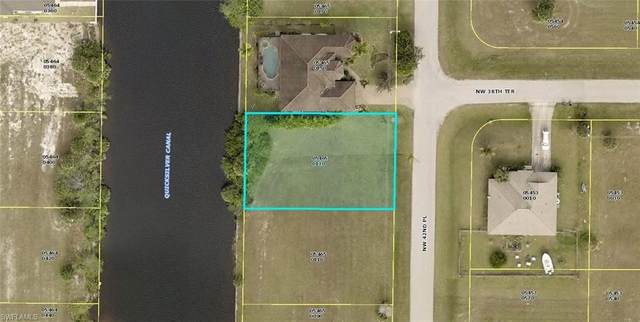 3810 NW 42nd Place, Cape Coral, FL 33993 (MLS #221055978) :: RE/MAX Realty Group