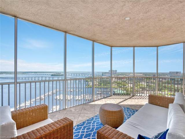 2104 W 1st Street #1904, Fort Myers, FL 33901 (MLS #221055990) :: RE/MAX Realty Group