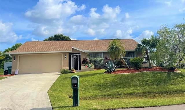 122 SE 10th Terrace, Cape Coral, FL 33990 (MLS #221055992) :: Clausen Properties, Inc.