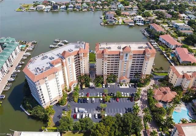 400 Flagship Drive #1101, Naples, FL 34108 (MLS #221056155) :: Realty World J. Pavich Real Estate