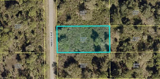 904 Abbott Avenue, Lehigh Acres, FL 33972 (MLS #221056166) :: Domain Realty