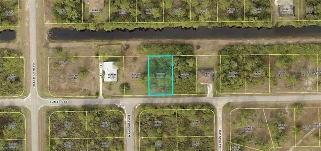 1009 Butler Street E, Lehigh Acres, FL 33974 (MLS #221056205) :: Domain Realty