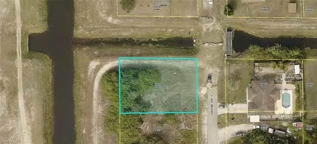 3100 Loraine Avenue S, Lehigh Acres, FL 33976 (MLS #221056269) :: Domain Realty