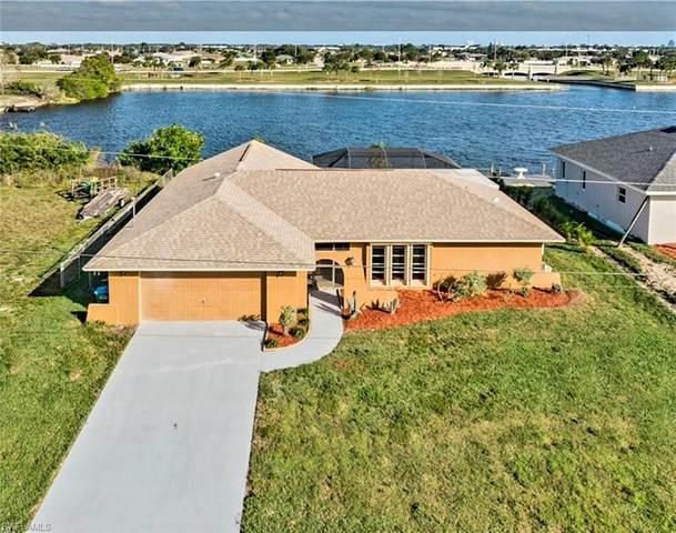 1219 NE 14th Place, Cape Coral, FL 33909 (MLS #221056471) :: Florida Homestar Team