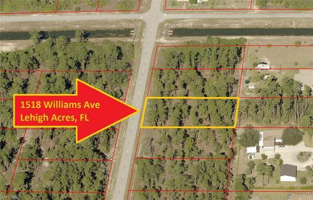 1518 Williams Avenue, Lehigh Acres, FL 33972 (MLS #221056479) :: Medway Realty