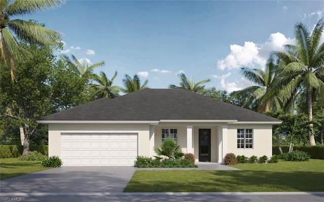 4624 June Avenue N, Lehigh Acres, FL 33971 (MLS #221056537) :: Florida Homestar Team
