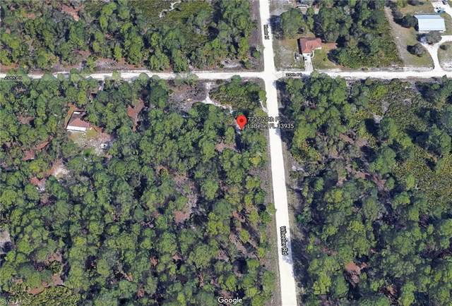 7727 20th Place, Labelle, FL 33935 (MLS #221056562) :: #1 Real Estate Services