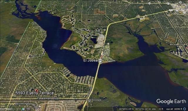 5593 Eyerly Terrace, Port Charlotte, FL 33981 (MLS #221056570) :: #1 Real Estate Services