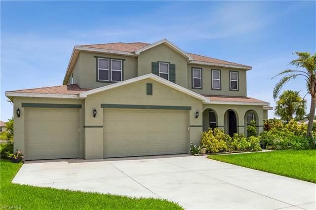 8151 Blue Daze Court, Lehigh Acres, FL 33972 (MLS #221056572) :: Realty World J. Pavich Real Estate