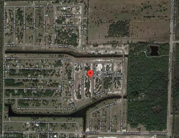 4528 NW 35th Avenue, Cape Coral, FL 33993 (MLS #221056737) :: Florida Homestar Team