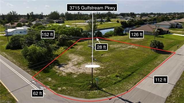 3715 Gulfstream Parkway, Cape Coral, FL 33993 (MLS #221056760) :: Florida Homestar Team