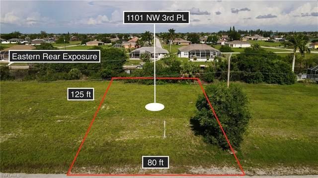1101 NW 3rd Place, Cape Coral, FL 33993 (MLS #221056800) :: Florida Homestar Team