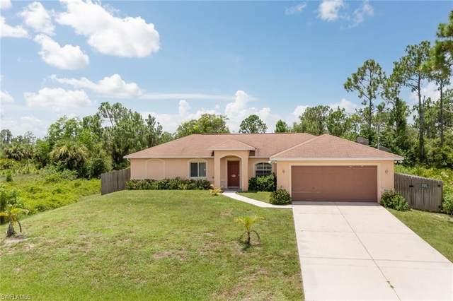 864 Nimitz Boulevard, Lehigh Acres, FL 33974 (MLS #221056806) :: Florida Homestar Team
