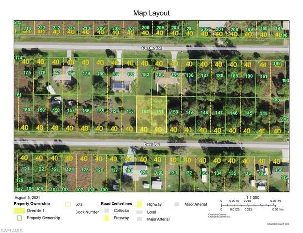26484 Deer Road, Punta Gorda, FL 33955 (#221057163) :: Southwest Florida R.E. Group Inc