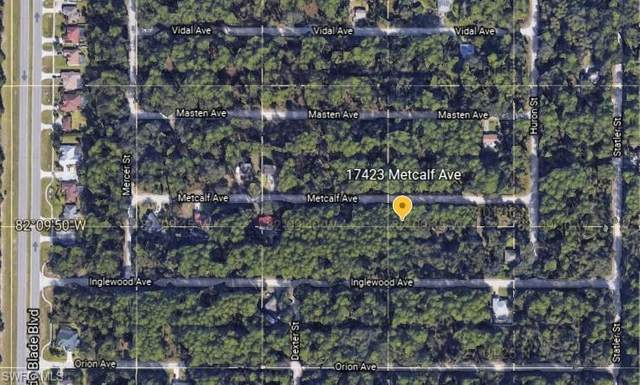 17423 Metcalf Avenue, Port Charlotte, FL 33954 (MLS #221057468) :: Realty One Group Connections