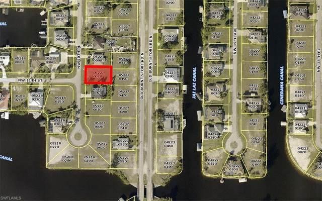 1015 NW 40th Place, Cape Coral, FL 33993 (MLS #221057733) :: Florida Homestar Team