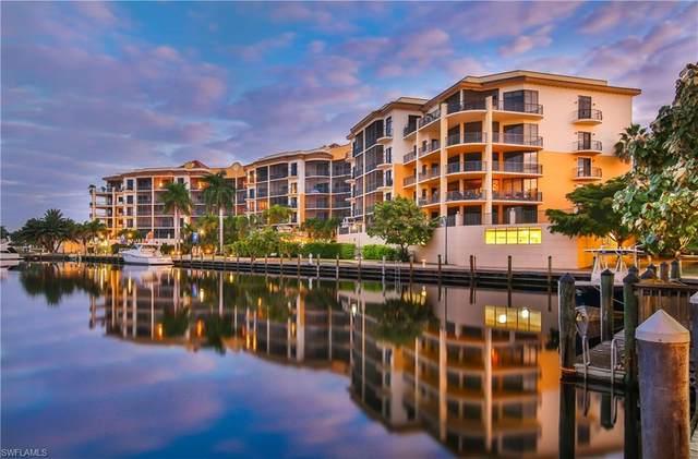 5706 Cape Harbour Drive #410, Cape Coral, FL 33914 (MLS #221058007) :: Team Swanbeck