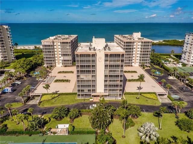 7148 Estero Boulevard #623, Fort Myers Beach, FL 33931 (MLS #221058514) :: Team Swanbeck