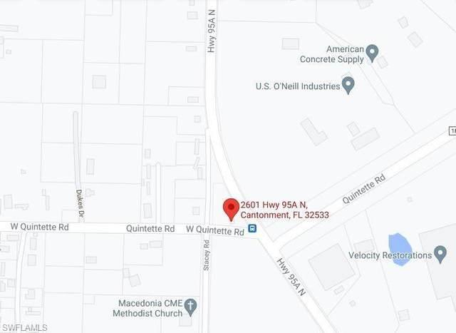 2601 N Highway 95-A, CANTONMENT, FL 32533 (MLS #221058788) :: Team Swanbeck