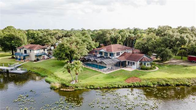 800 Fort Thompson Avenue, Labelle, FL 33935 (MLS #221059222) :: Realty One Group Connections