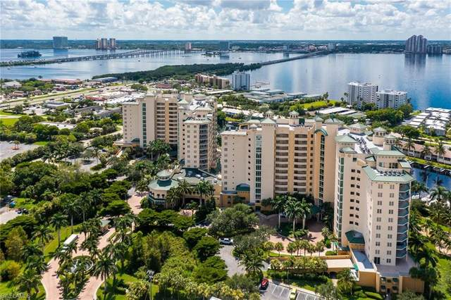 3414 Hancock Bridge Parkway #505, North Fort Myers, FL 33903 (MLS #221059280) :: Realty One Group Connections