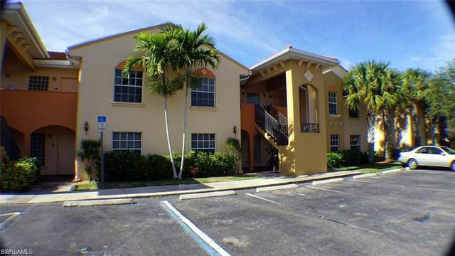 4154 Castilla Circle #203, Fort Myers, FL 33916 (MLS #221059566) :: Waterfront Realty Group, INC.
