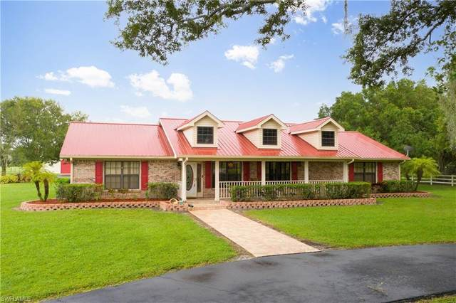 1936 Frontier Circle, Labelle, FL 33935 (MLS #221060013) :: RE/MAX Realty Team