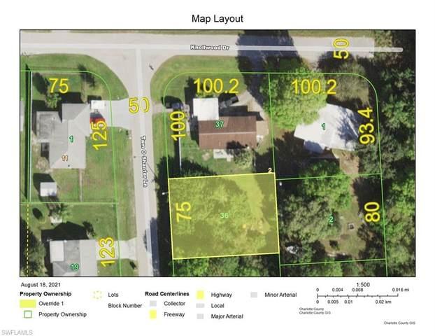 214 Tam O Shanter Lane, Punta Gorda, FL 33982 (MLS #221060105) :: Realty World J. Pavich Real Estate
