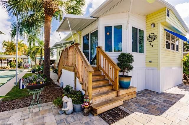 2945 Estero Boulevard #74, Fort Myers Beach, FL 33931 (MLS #221060503) :: Realty Group Of Southwest Florida