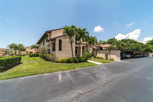 8340 Charter Club Circle #6, Fort Myers, FL 33919 (MLS #221060921) :: Avantgarde