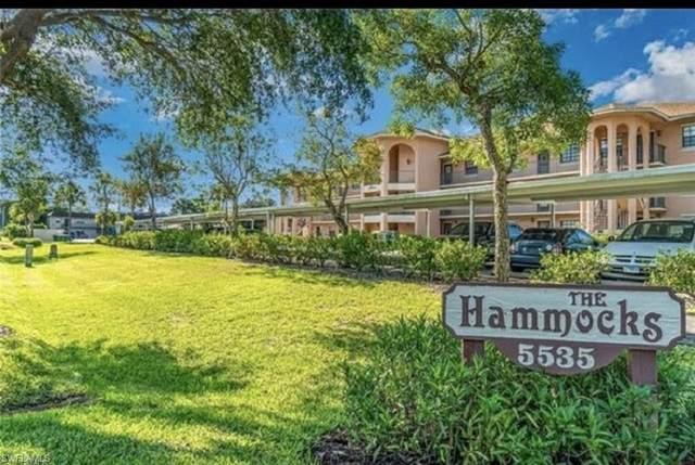 5535 Rattlesnake Hammock Road #104, Naples, FL 34113 (MLS #221061077) :: RE/MAX Realty Team