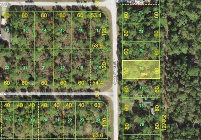 13548 Santa Maria Drive, Punta Gorda, FL 33955 (MLS #221061411) :: Team Swanbeck