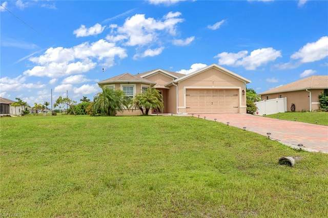 2235 NW 6th Terrace, Cape Coral, FL 33993 (MLS #221062581) :: #1 Real Estate Services