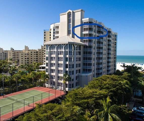 6620 Estero Boulevard #1102, Fort Myers Beach, FL 33931 (MLS #221062986) :: The Naples Beach And Homes Team/MVP Realty