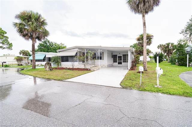 805 Hollyberry Court, North Fort Myers, FL 33917 (MLS #221063085) :: The Naples Beach And Homes Team/MVP Realty