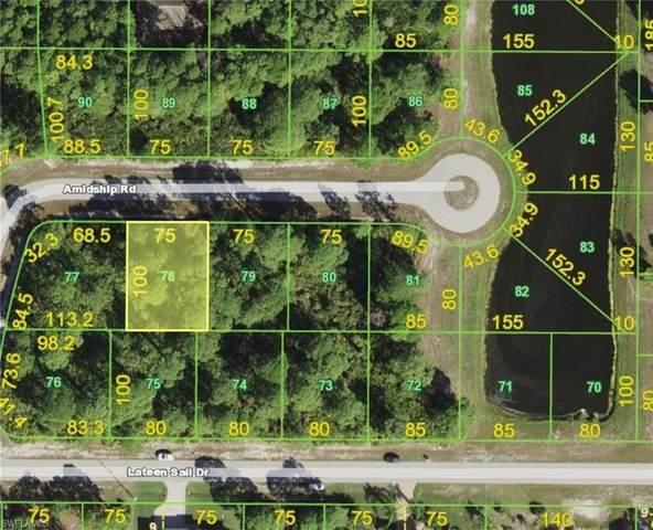 13 Amidship Road, Placida, FL 33946 (MLS #221063131) :: Waterfront Realty Group, INC.