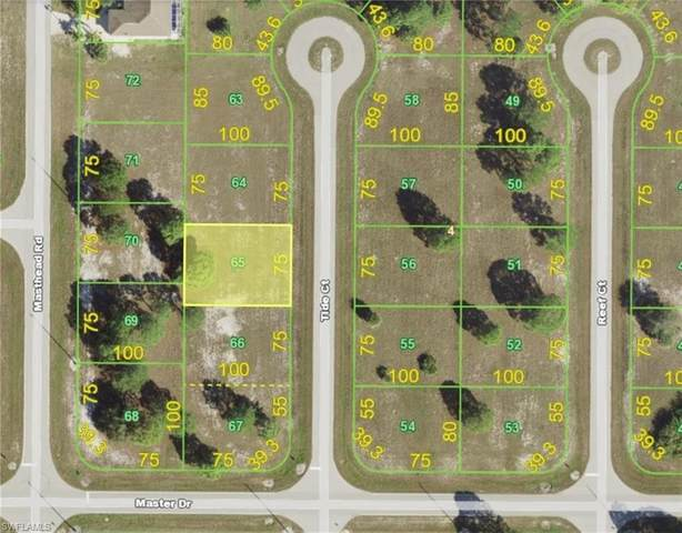 24 Tide Court, Placida, FL 33946 (MLS #221063140) :: Waterfront Realty Group, INC.