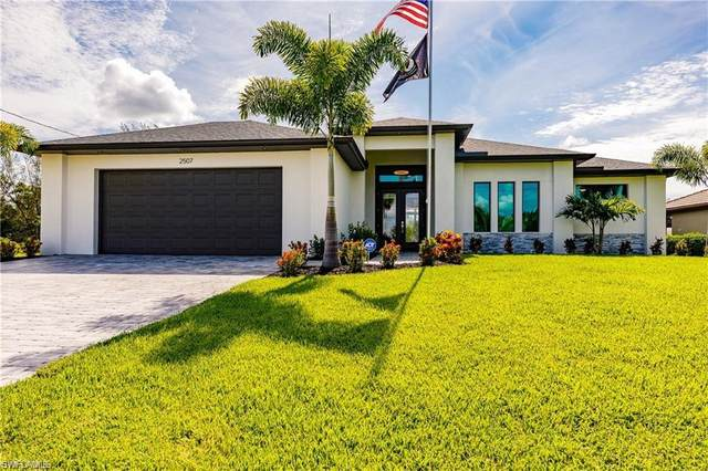 2507 NW 41st Avenue, Cape Coral, FL 33993 (MLS #221063166) :: Realty World J. Pavich Real Estate