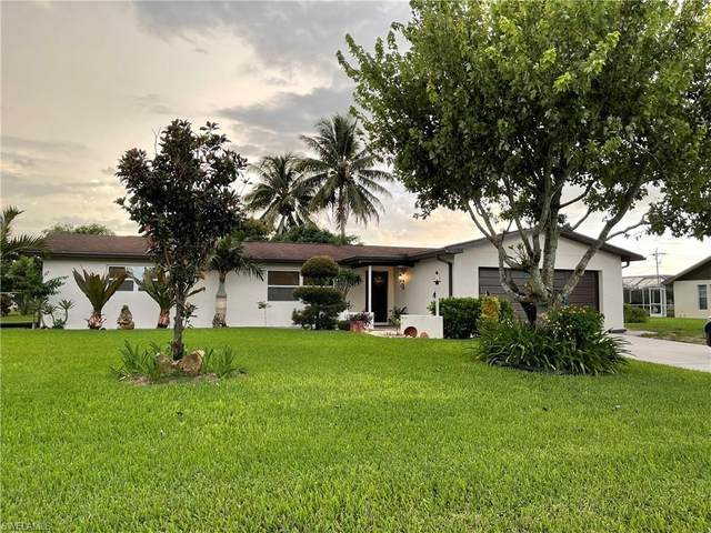 412 Parkside Street, Lehigh Acres, FL 33936 (MLS #221063215) :: Domain Realty