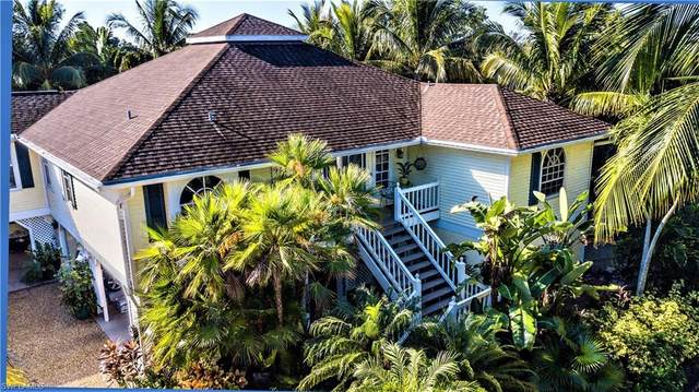 1278 Sand Castle Road, Sanibel, FL 33957 (MLS #221064395) :: Realty One Group Connections